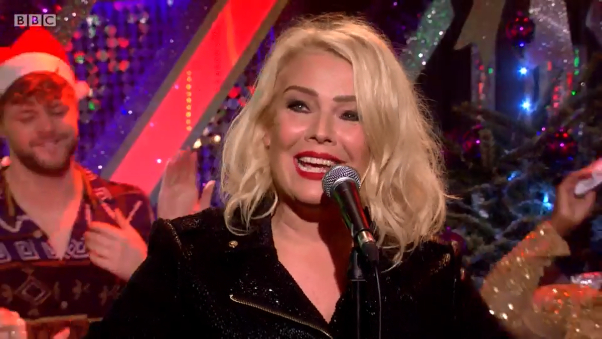Strictly - It takes two | Wilde Life : Official Kim Wilde fansite