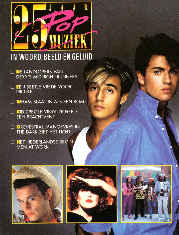 25 Jaar Popmuziek