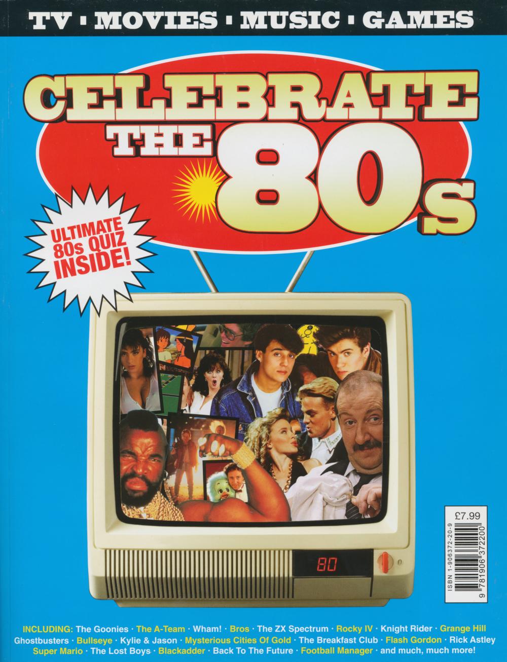 Celebrate the 80s | Wilde Life
