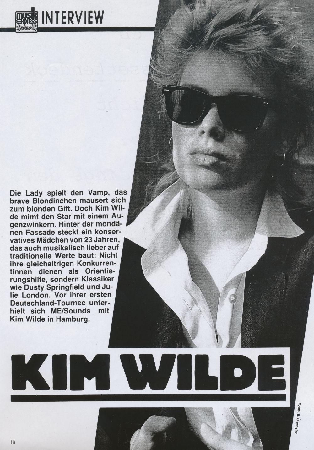 Wilde Sex Musik