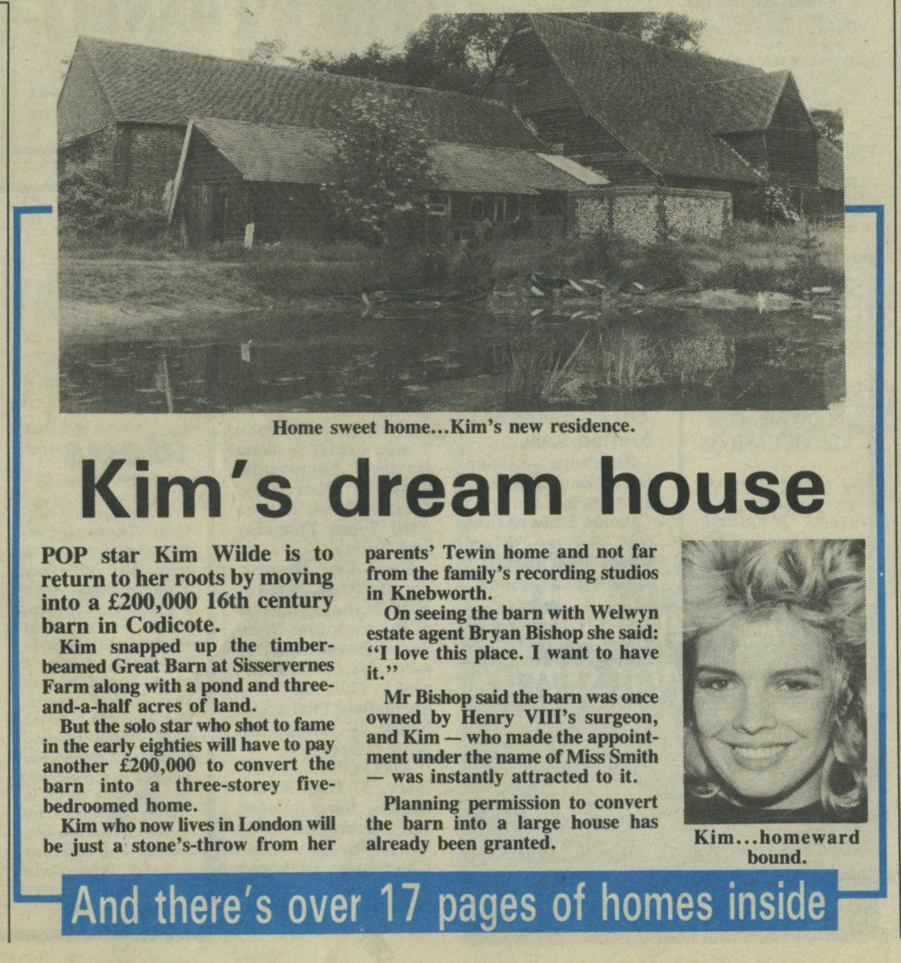 kim 39 s dream house wilde life. Black Bedroom Furniture Sets. Home Design Ideas