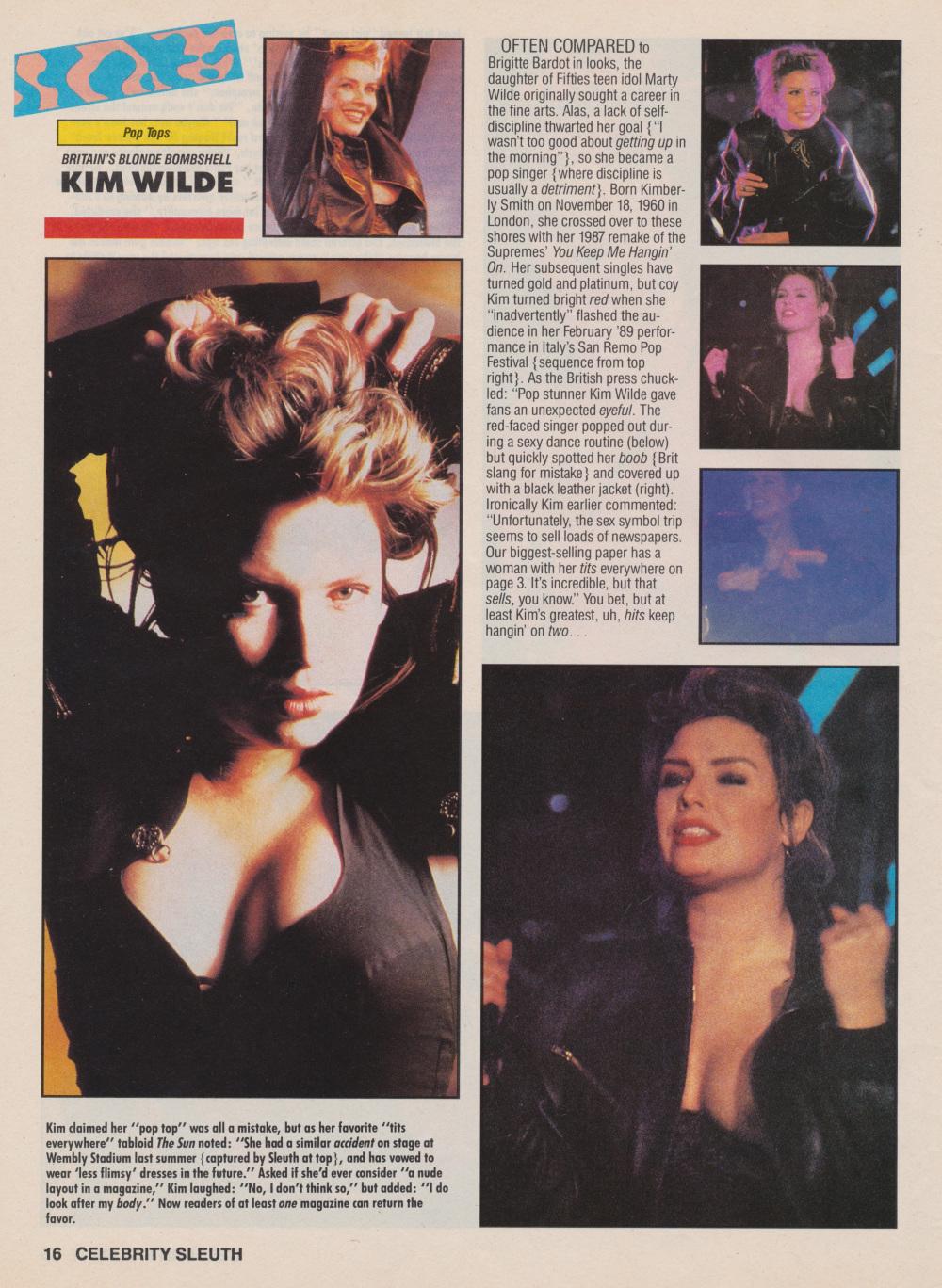 Wilde nude kim TheFappening: Kim