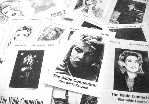 Wilde Connection fanzines