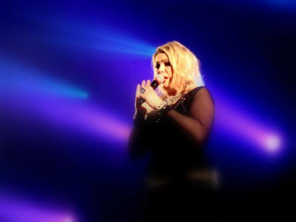 Kim Wilde live at Stade Municipal, Dossenheim sur Zinsel (France), May 12, 2012