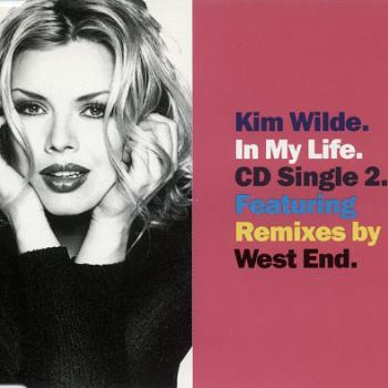 UK CD-single (part 2) sleeve