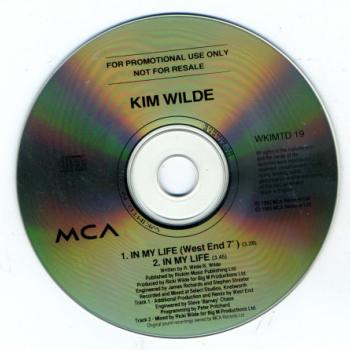 UK promo CD-single