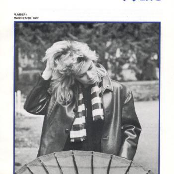 Kim Wilde Fanclub News Volume 1 Number 4