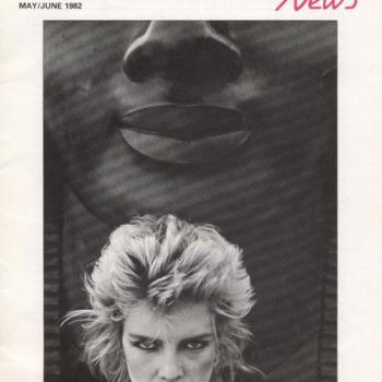 Kim Wilde Fanclub News Volume 1 Number 5