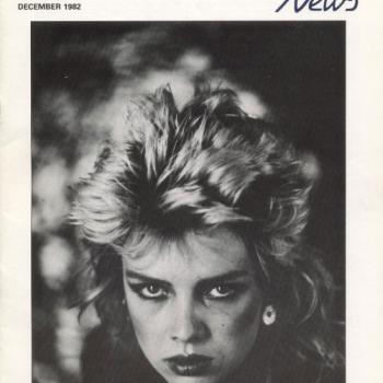 Kim Wilde Fanclub News Volume 2 Number 1