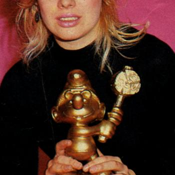 1982: Golden hammer smurf award, Germany