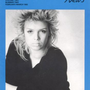 Kim Wilde Fanclub News Volume 2 Number 2
