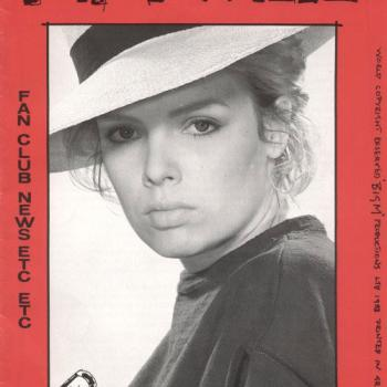 Kim Wilde Fanclub News Volume 2 Number 4