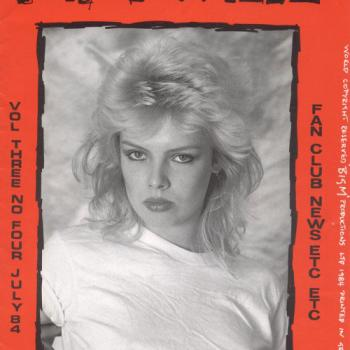Kim Wilde Fanclub News Volume 3 Number 4