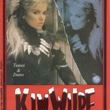 Kim Wilde Fanclub News Volume 4 Number 2