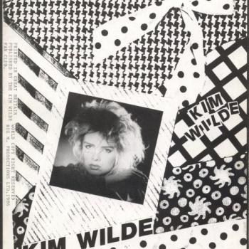 Kim Wilde Fanclub News Volume 5 Number 3