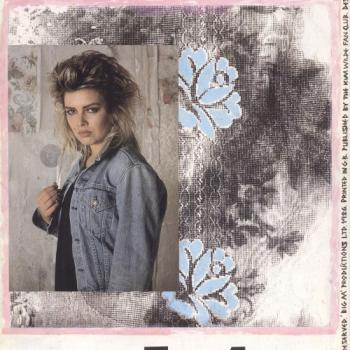 Kim Wilde Fanclub News Volume 5 Number 4