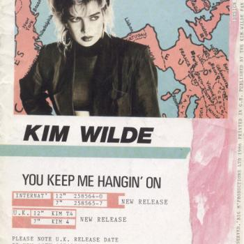 Kim Wilde Fanclub magazine Volume 6 Number 1