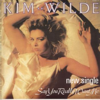 Kim Wilde Fanclub magazine Volume 6 Number 4