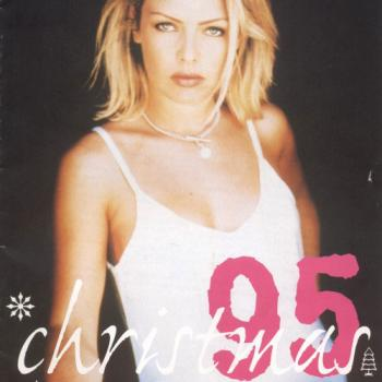 Kim Wilde Fanclub magazine Christmas 1995