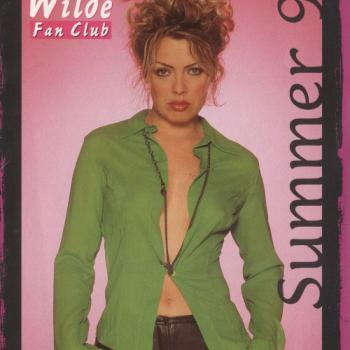 Kim Wilde Fanclub magazine Summer 1997