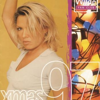 Kim Wilde Fanclub magazine Christmas 1997