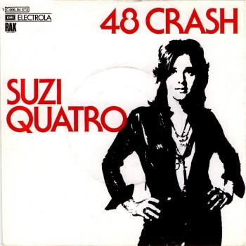 '48 Crash' single sleeve