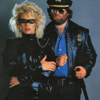Kim Wilde as pictured in 'A bit of a star'