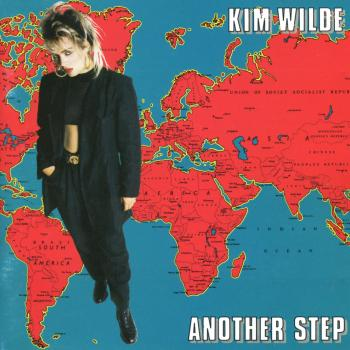 'Another Step' album sleeve, version 2