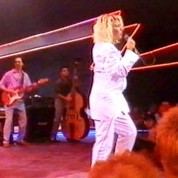 Kim performing 'Big hunk o' love' on 'Love me tender - A tribute to Elvis Presley', August 16, 1987