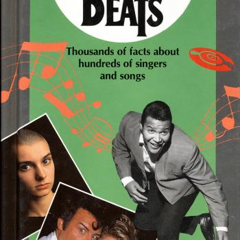 'Chart Beats' book cover