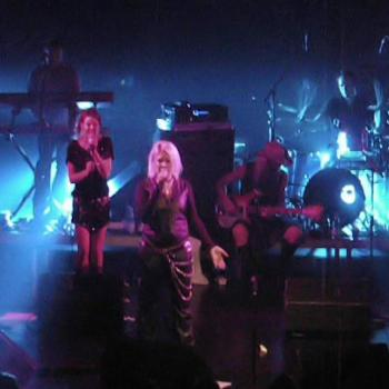 Kim Wilde performing 'Chasing cars' at Vega in Copenhagen (Denmark), February 25, 2007