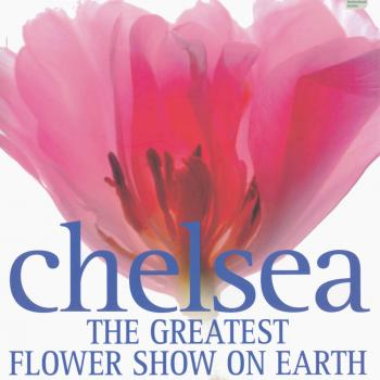 'Chelsea: The greatest flower show on earth' book cover