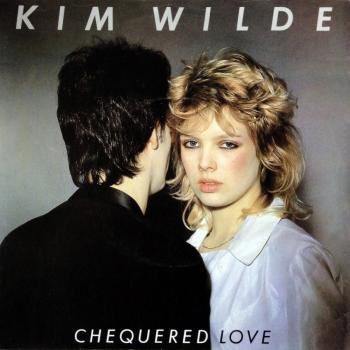 'Chequered love' single sleeve