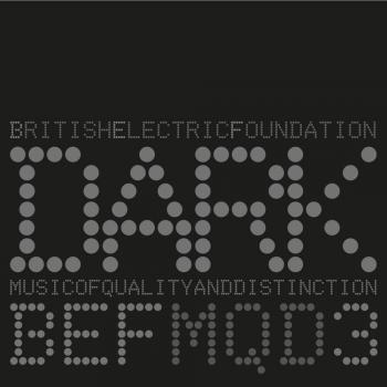 'Dark: Music of quality and distinction 3' album cover