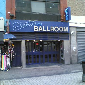 Electric Ballroom entrance