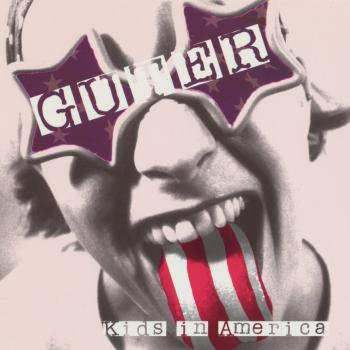 Cover of the Guter single 'Kids in America'