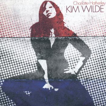 Sleeve of the promotional 1-track cd-single for Charlotte Hatherley's 'Kim Wilde'