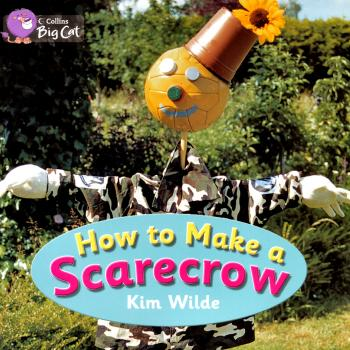 'How to make a scarecrow' book cover