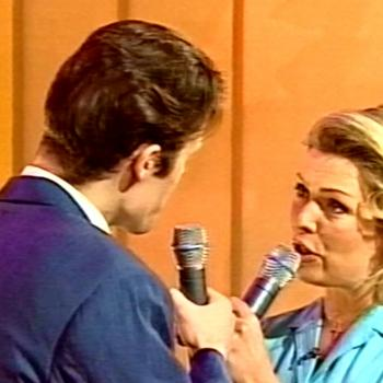 Kim and Alistair Robbins performing 'I believe my own eyes' in Pebble Mill, BBC (UK), February 2, 1996