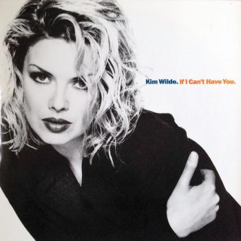 'If I can't have you' single cover