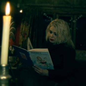 Still from 'Isobel's dream' music video