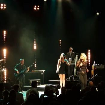 Kim Wilde performing 'It's my life' in Bergen op Zoom (Netherlands), October 1, 2015