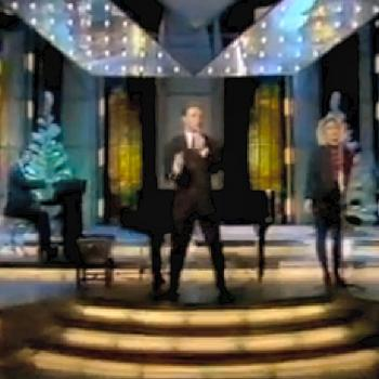Johnny Hates Jazz and Kim performing 'Turn Back the Clock' on Wogan, BBC (UK), 21 December 1987