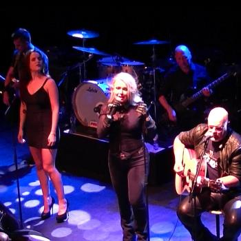 Kim Wilde performing 'Keeping the dream alive' at Cultuurpodium Boerderij in Zoetermeer (Netherlands), 4 October 2015