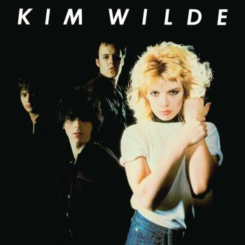 'Kim Wilde' album cover