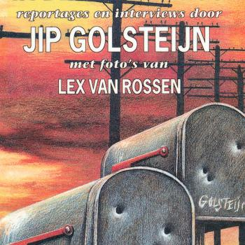 'Kogels in de brievenbus' book cover