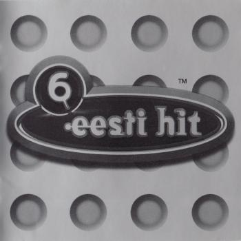 'Eesti hit 6' album cover