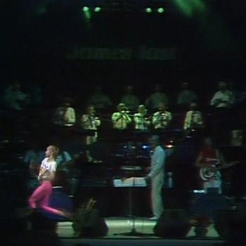 James Last Orchestra performing 'Chequered love' in East Berlin (Taken from the DVD 'Live in Ost Berlin')