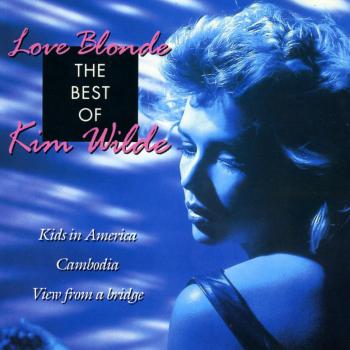 'Love blonde: the best of Kim Wilde' album cover