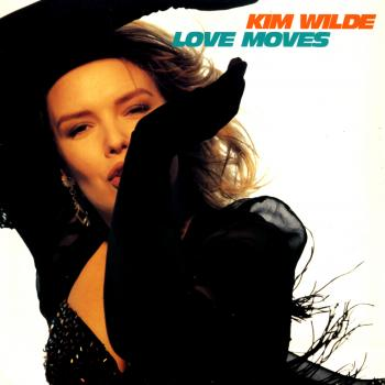 'Love Moves' album sleeve